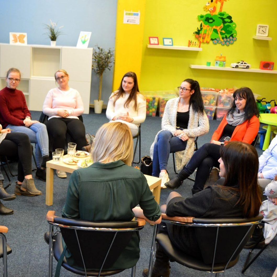Setkání dobrovolníků
